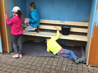 Der Stadtpark als Wohlfühlraum im Stadtzentrum – Aktionstag durchgeführt