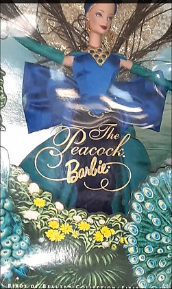 barbie peacock