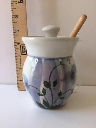 Ceramic Honey Jar