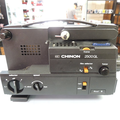 Chinon 2500GL 8mm Movie Projector
