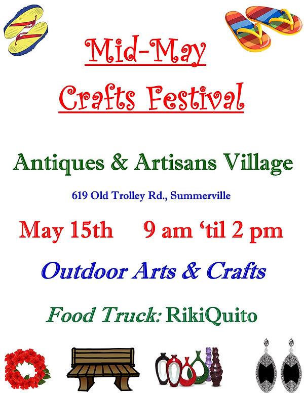 crafts festival flyer MidMay 2021.jpg