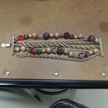 """6"""" Multi Stranded Bracelet"""