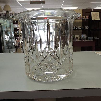 "7.25"" GORHAM Crystal Ice Bucket"
