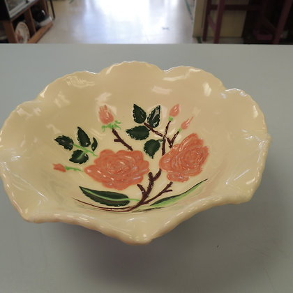 "7.5"" Ceramic Candy Dish"