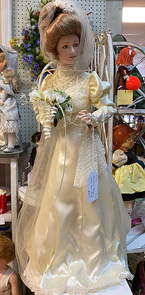 Franklin Heirloom Gibson Girl Bride