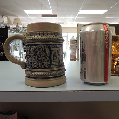 .5 Liter Pottery German Stein