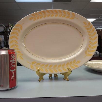 """Vintage 14"""" Serving Platter"""