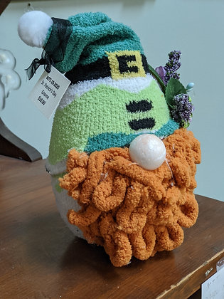 Handcrafted Green Gnome WTT-19-20
