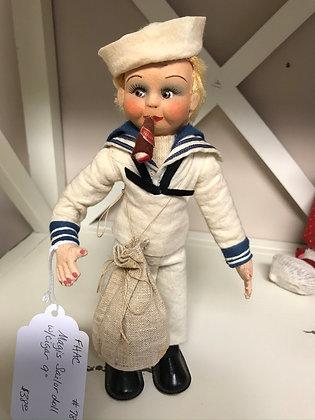 Magis Sailor Doll with Cigar