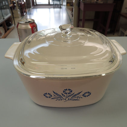 "Corning Ware 8"" D-26 Serving Dish"