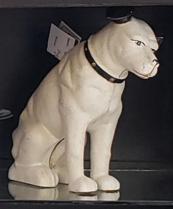 Nipper The RCA Dog Cast Iron Bank
