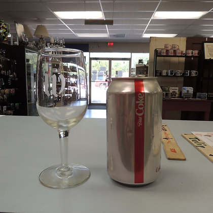 "Set of 8 6"" Wine Glasses"