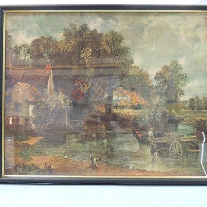 English landscape print