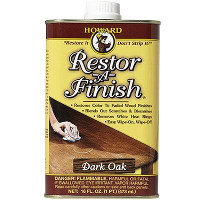 Restore A Finish - Dark Oak