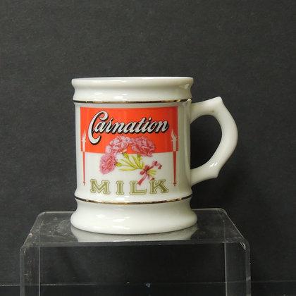 Franklin Porcelain- Carnation Milk Mug