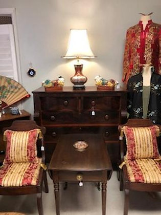 Mahogony Chairs