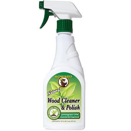Howards Wood Cleaner & Polish