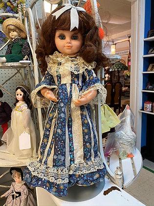 Vintage June Musical Doll - Works!