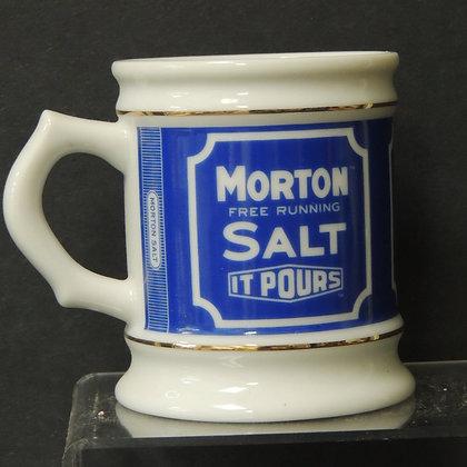 Franklin Porcelain- Morton Salt Mug