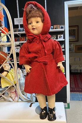 Horsman Rosebud Doll 1930s