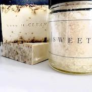 Keep It Clean Sugar Scrub 16 oz, WTT-138-18