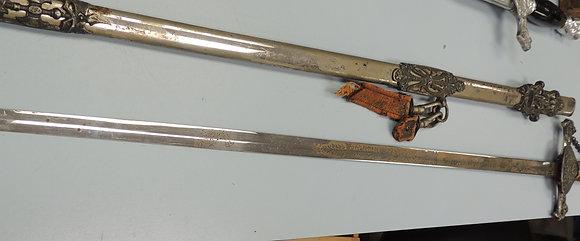 Knights of Pythia UR Sword