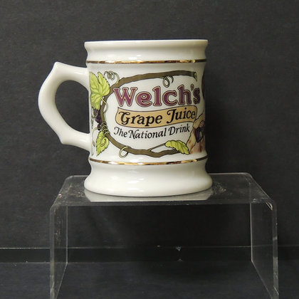 Franklin Porcelain- Welch's Mug