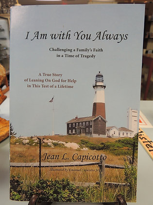 Book - I am with You Always by Jean Capicotto