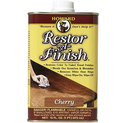 Restore A Finish - Cherry