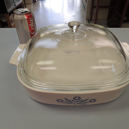 "Corning Ware 9.75"" A-10-D Serving Dish"