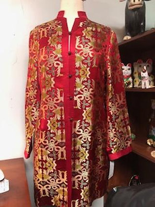 Red Chinese Jacket