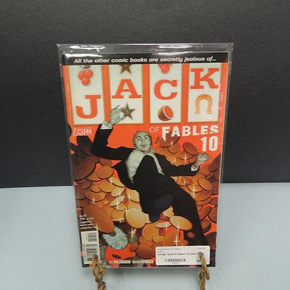 """Vertigo """"Jack of Fables"""" 10, June 07"""