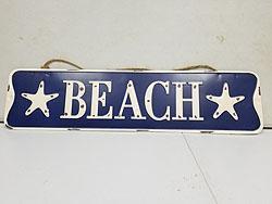 MTL BEACH WALL SIGN -571075