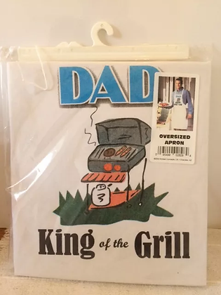 Apron, BBQ  for Father