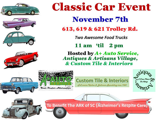 Classic & Muscle Car Show Event