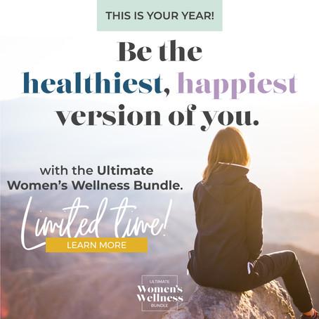 FLASH SALE: Ultimate Women's Health BUNDLE