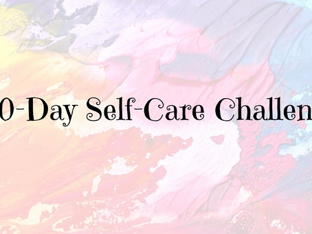 10 Day Self Care Challenge