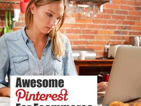 Awesome Pinterest For Ecommerce $27