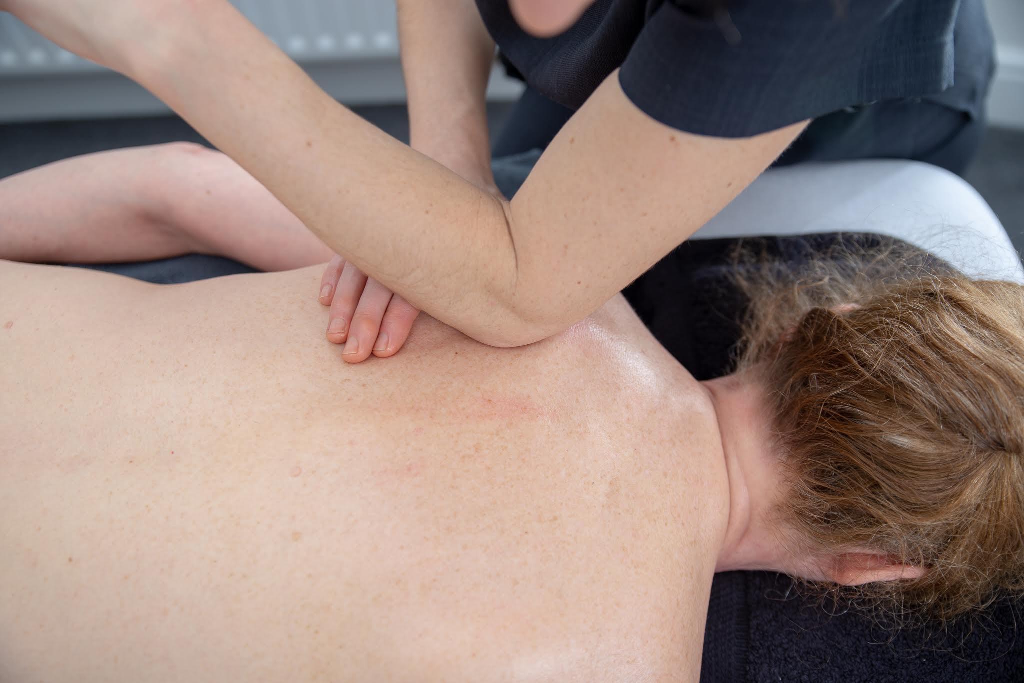 Deep Tissue Massage - Bristol