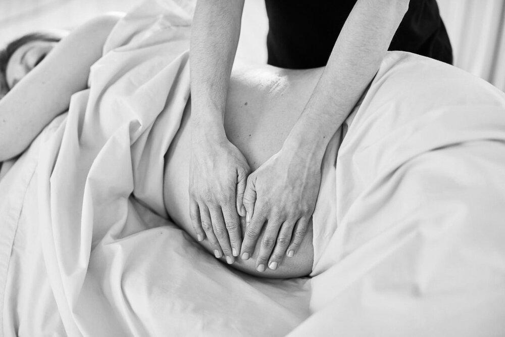 Pregnancy Massage - Bristol