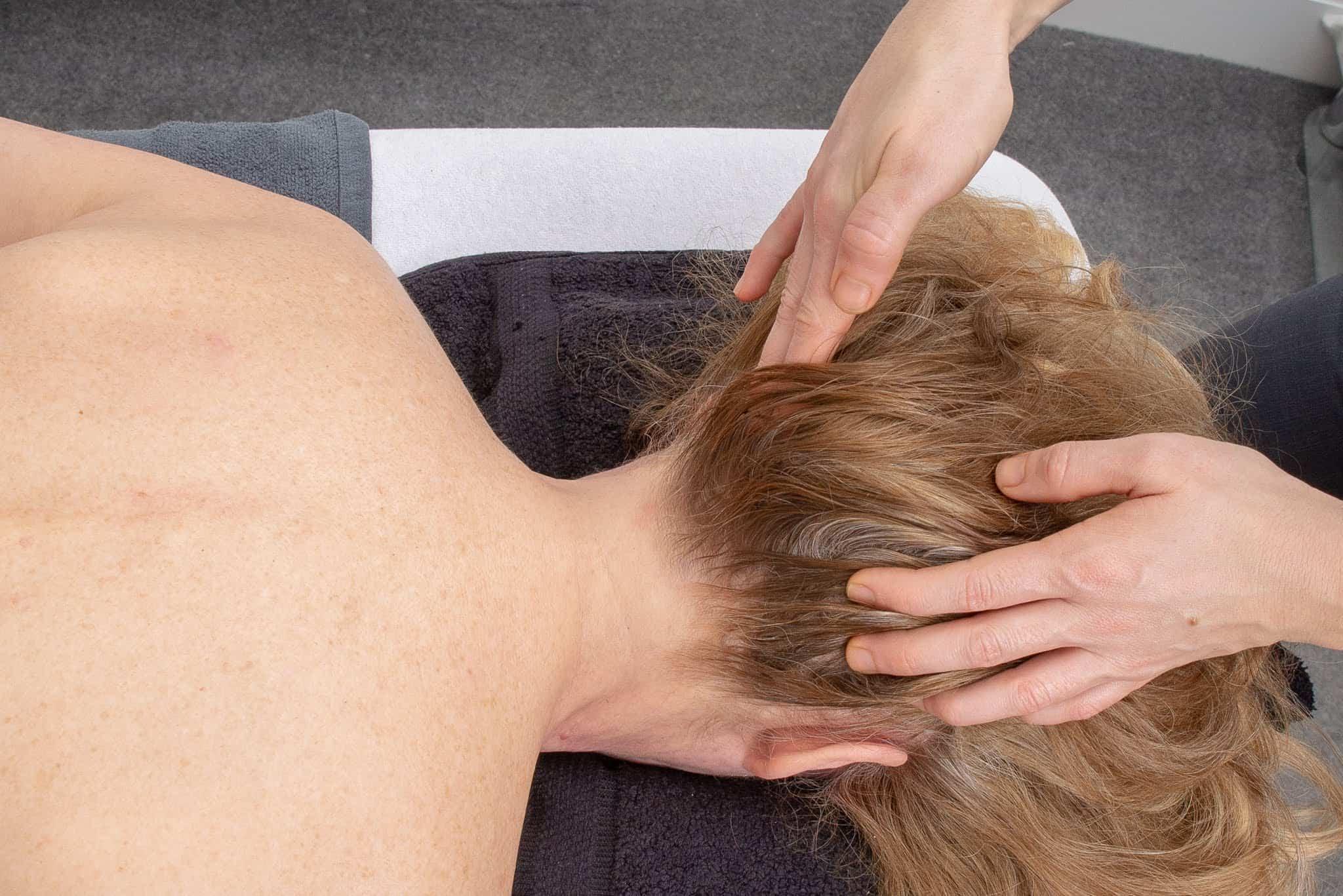 Indian Head Massage - Bristol