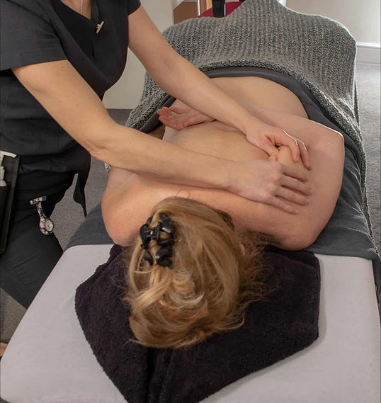 Myofascial Release Technique