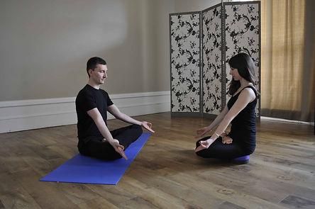 Pranayama (Yogic Breathing) Classes