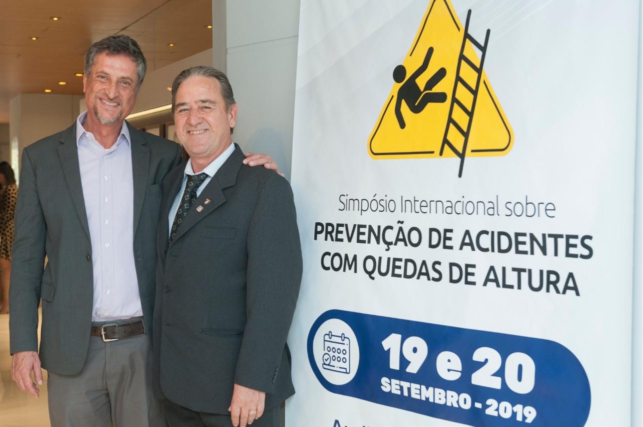 2° Simpósio Internacional sobre Prevenção de Acidentes com Quedas de Altura