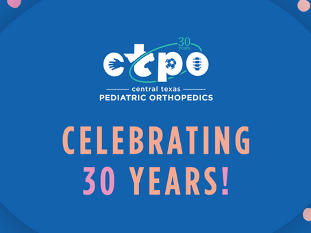 The Story of CTPO - Celebrating 30 Years!