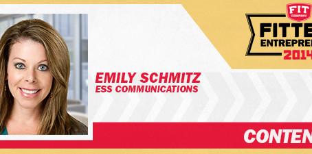 MedVoice Founder Emily Schmitz Nominated For Fittest Entrepreneur 2014