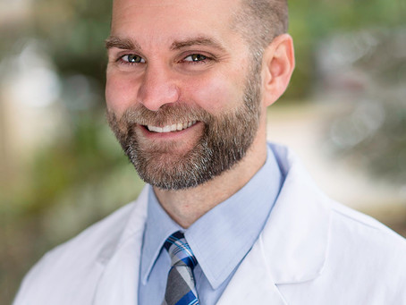 Getting To Know Dr. Ryan Murdock