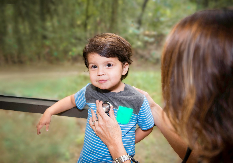 Best Pediatrician Ever - Dr. Elena Ruiz