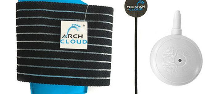 Single Arch Cloud Wrap - Right Foot - Women's