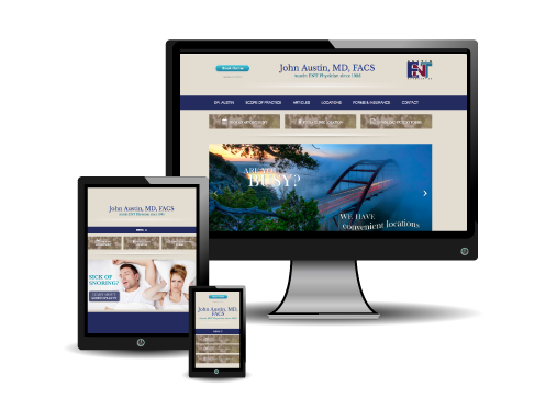 Best Websites for Doctors - Healthcare website designer
